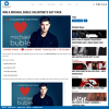 Win 1 of 6 Michael Bublé Valentine's Day Prize Packs