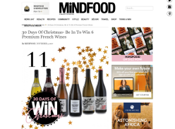 Win 1 of 6 Premium French Wines