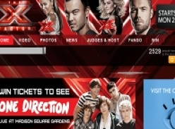 Win 1 of 6 trips to New York City to see One Direction live at Madison Square Garden
