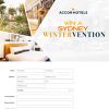Win 1 of 6 winter escapes for 2 to Sydney!