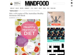 Win 1 of 8 copies of The Australian Healthy Hormone Diet Book