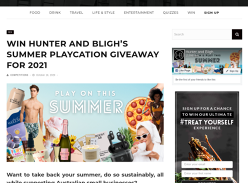Win 1 of 8 Summer Playcation bundles!