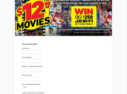 Win 1 x 4 of JB Hi-Fi Digital Gift Card
