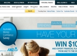 Win $10,000 and Expert Financial Planning Advice