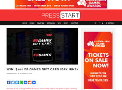 Win $100 EB Games Gift Card