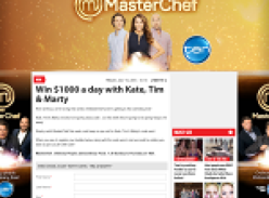 Win $1000 a day with Kate, Tim & Marty