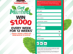 Win $1000 Every Week for 12 Weeks!