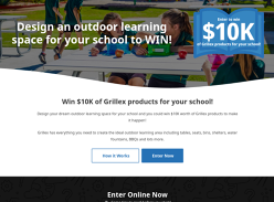 Win $10K of products for your school!
