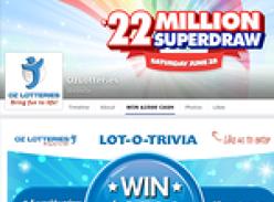 Win $2,500 cash!