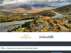 Win 2 Return Flights to Dublin and $2,000 Spending Money