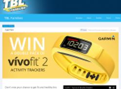 Win 2 Vivofit 2 activity trackers!