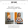 Win $250 to spend on activewear from P.E. Nation!