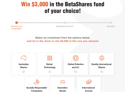 Win $3000 in Your Fund of Choice