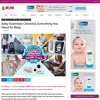 Win $4,700 Worth of Baby Essentials