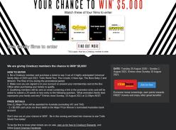 Win $5,000!
