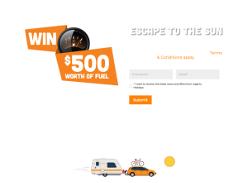 Win $500 worth of fuel