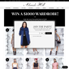 Win a $1,000 'Alannah Hill' wardrobe!