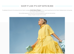 Win a $1,000 Shopping Spree & More