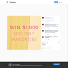 Win a $1,000 Summer Wardrobe
