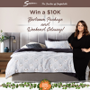 Win a $10,000 Bedroom Makeover