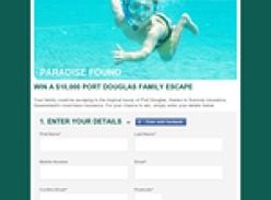Win a $10,000 Port Douglas Family Escape