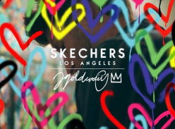Win a $100 Skechers Voucher to Spend Online or in Store