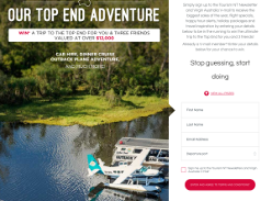 WIN a $12,000 Holiday to the NT with Virgin Australia