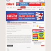 Win a $2,000 Chemist Warehouse Gift Voucher or 1 of 10 $100 Chemist Warehouse Gift Vouchers
