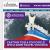 Win a $2,500 travel voucher!