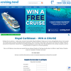 Win a 2-Night Gourmet Cruise