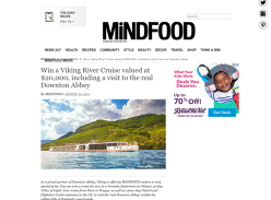 Win a $20,000 Luxury River Cruise