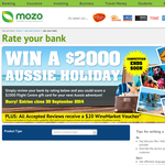 Win a $2000 Aussie Holiday
