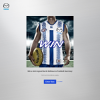 Win a 2015 signed North Melbourne Football Guernsey!