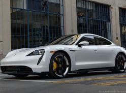 Win a 2021 Porsche Taycan Turbo S and $20,000