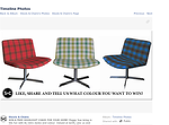 Win a $239 Peggy Sue Retro Chair
