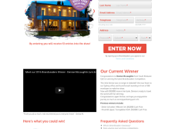 Win a $250,000 Build Your Dream Home Prize Pack