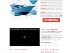 Win a $250,000 Luxury Boat Prize Pack
