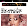 Win a $250 Irena Morgenstern Skin Management Gem Stone Therapy