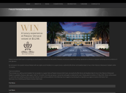 Win a 2N Stay at Palazzo Versace Gold Coast for 2