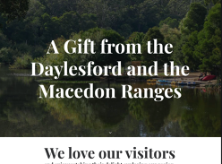 Win a 2N Stay in Daylesford for 2