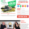 Win a $300,000 Motorhome Prize Pack + more