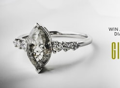 Win a $3495 Pepper Diamond Ring