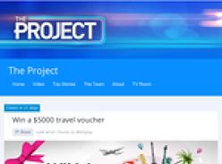 Win a $5,000 'LastMinute.com.au' travel voucher!