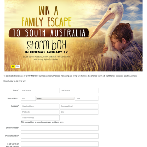 Win a 5-night family escape to South Australia