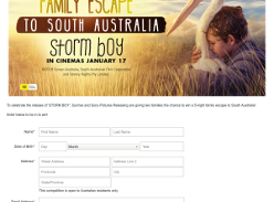 Win a 5-night family escape to South Australia