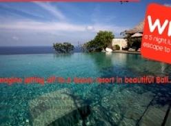Win a 5 night luxury escape to Bali