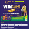 Win a $50,000 gold bullion & a family trip to Sydney including lunch with Anna Meares!