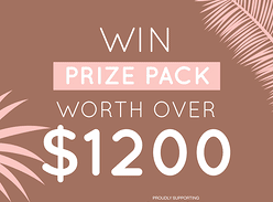 Win a $500 Clean Beauty Market Voucher and 1 Pair of Sunglasses Per Month for a Year,