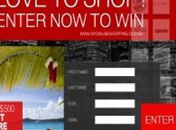Win a $500 Flight Centre Voucher