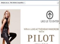Win a $600 Pilot Athletic Voucher